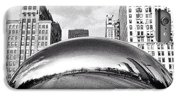 Place iPhone 6s Plus Case - Chicago Bean Cloud Gate Photo by Paul Velgos