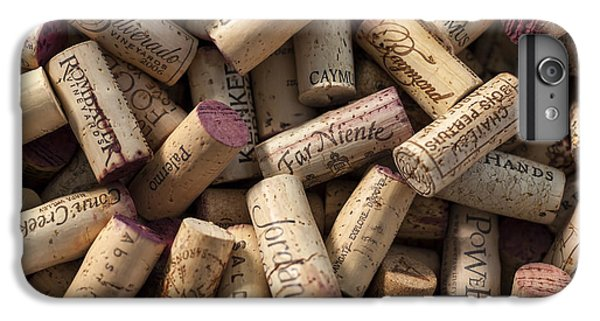 Collection Of Fine Wine Corks IPhone 6s Plus Case