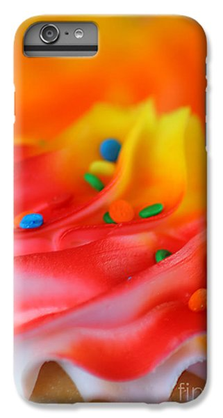 Fairy Cake iPhone 6s Plus Case - Colorful Cup Cake by Darren Fisher