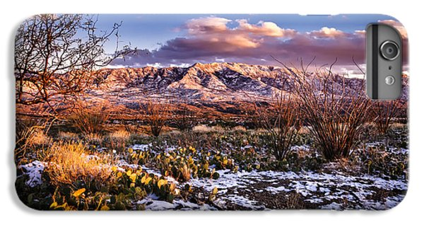 IPhone 6s Plus Case featuring the photograph Colors Of Winter by Mark Myhaver
