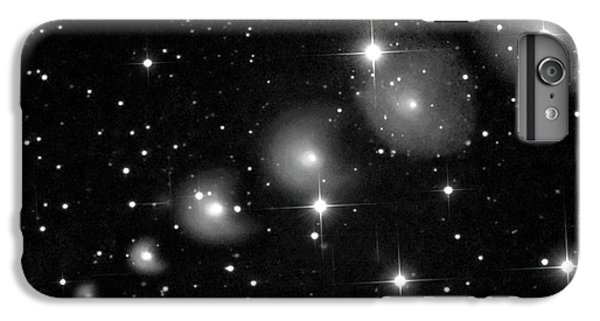 Comet 29p Schwassmann-wachmann IPhone 6s Plus Case by Damian Peach