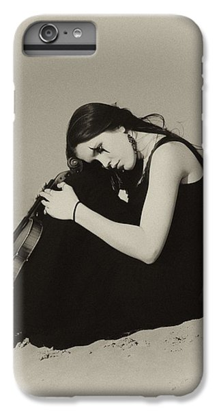 Comfort In The Desert IPhone 6s Plus Case by Gun Legler