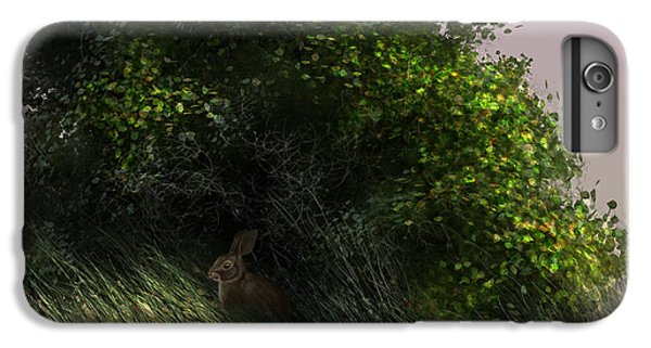 Rabbit iPhone 6s Plus Case - Cottontail by Aaron Blaise