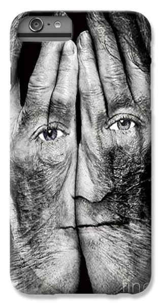 Cover Thy Faces IPhone 6s Plus Case by Gary Keesler