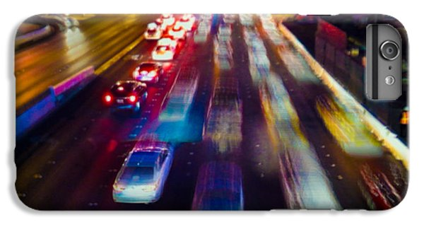 IPhone 6s Plus Case featuring the photograph Cruising The Strip by Alex Lapidus