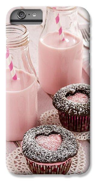 Fairy Cake iPhone 6s Plus Case - Cupcake Love by Teri Virbickis