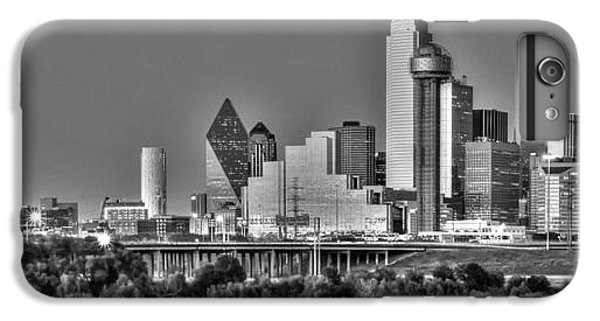 Dallas Skyline iPhone 6s Plus Case - Dallas The New Gotham City  by Jonathan Davison