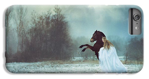 Fairy iPhone 6s Plus Case - Dances With The Horse by Magdalena Russocka