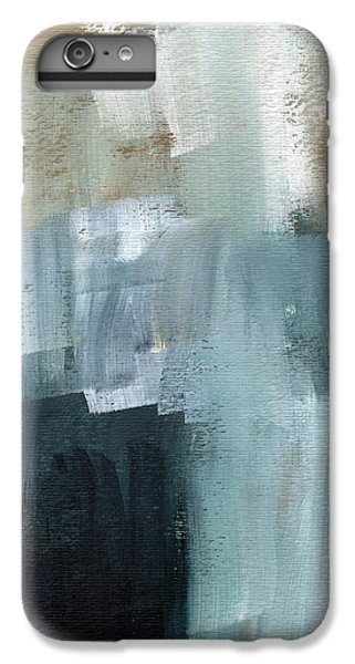 Los Angeles iPhone 6s Plus Case - Days Like This - Abstract Painting by Linda Woods