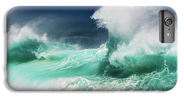 Explosion iPhone 6s Plus Case - Dead Man's Beach by Ralf Prien