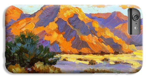 Desert Sunset iPhone 6s Plus Case - Desert Sunset by Diane McClary