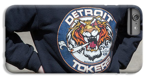 Detroit Tokers IPhone 6s Plus Case by Jim West