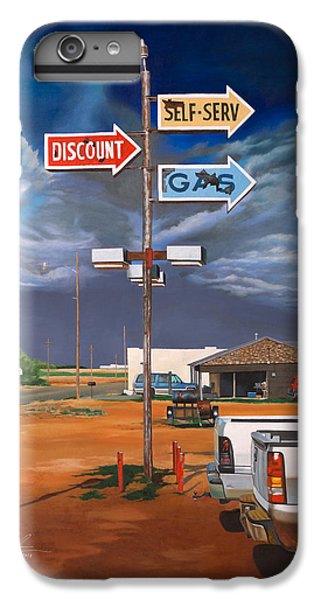 Discount Self-serv Gas IPhone 6s Plus Case