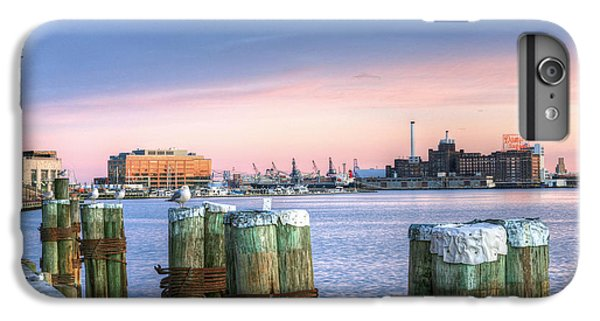 Dockside IPhone 6s Plus Case by JC Findley