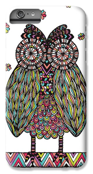 Dream Owl IPhone 6s Plus Case by Susan Claire
