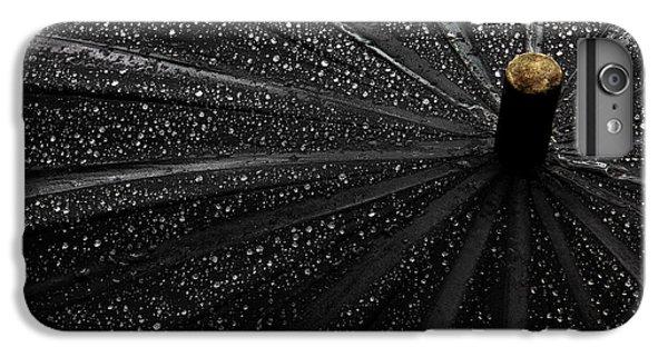 Umbrella iPhone 6s Plus Case - Drops by Gilbert Claes