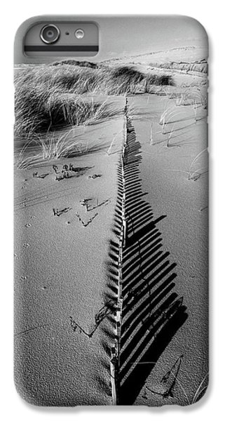 Spines iPhone 6s Plus Case - Dune # 5 by Pascal Rousse