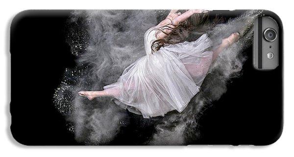 Explosion iPhone 6s Plus Case - Dust Dancer by Pauline Pentony Ma