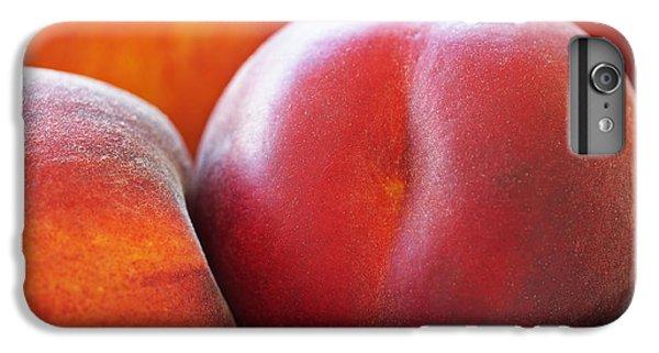 Eat A Peach IPhone 6s Plus Case