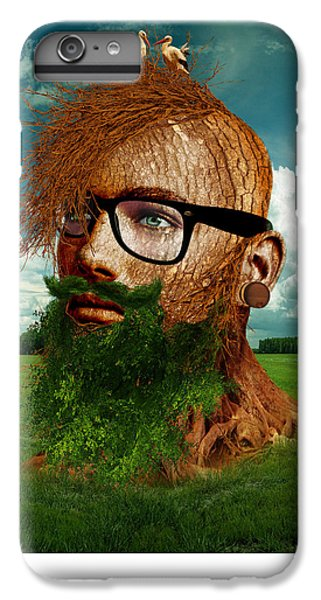 Eco Hipster IPhone 6s Plus Case