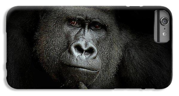 Ape iPhone 6s Plus Case - Ego Cogito, Ergo Sum by Artistname