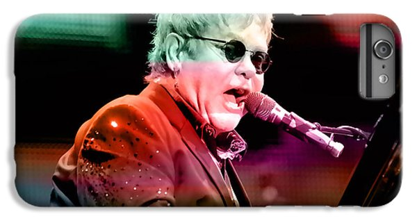 Elton John IPhone 6s Plus Case by Marvin Blaine