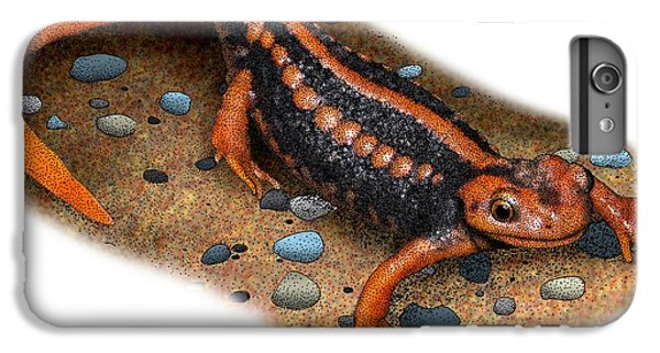 Emperor Newt IPhone 6s Plus Case by Roger Hall