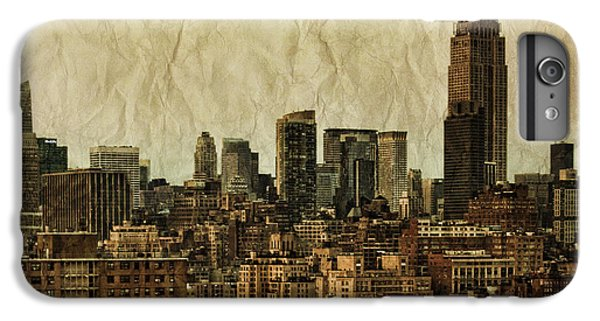 Empire State Building iPhone 6s Plus Case - Empire Stories by Andrew Paranavitana