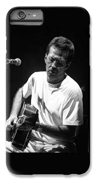 Eric Clapton iPhone 6s Plus Case - Eric Clapton 003 by Timothy Bischoff