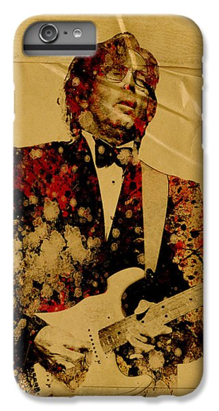 Eric Clapton 2 IPhone 6s Plus Case by Bekim Art
