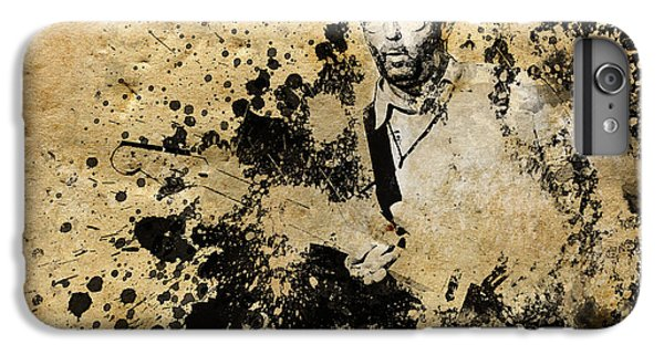 Eric Clapton 3 IPhone 6s Plus Case by Bekim Art