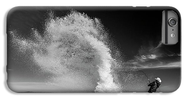 Explosion iPhone 6s Plus Case - Extreme  Fishing by Vahid Varasteh