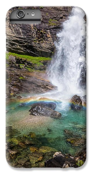 Fall And Rainbow IPhone 6s Plus Case by Silvia Ganora