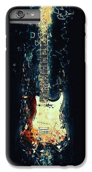 Eric Clapton iPhone 6s Plus Case - Fender Strat by Taylan Soyturk