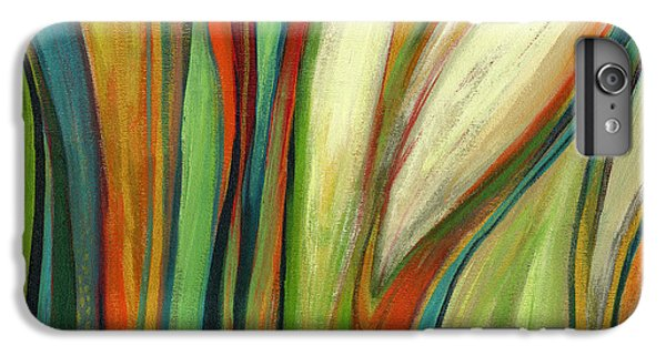 Abstract iPhone 6s Plus Case - Finding Paradise by Jennifer Lommers