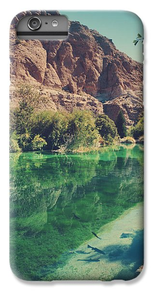Desert iPhone 6s Plus Case - Fish Gotta Swim by Laurie Search