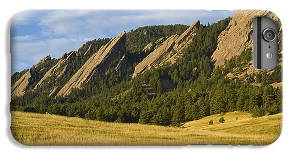 Flatiron Morning Light Boulder Colorado IPhone 6s Plus Case
