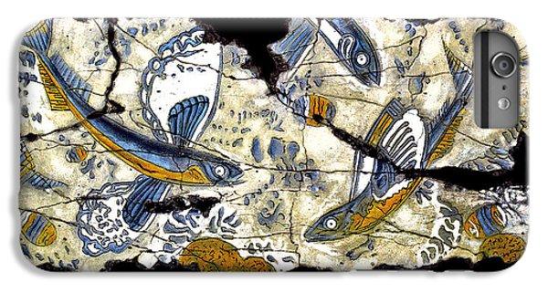 Bogdanoff iPhone 6s Plus Case - Flying Fish No. 3 by Steve Bogdanoff