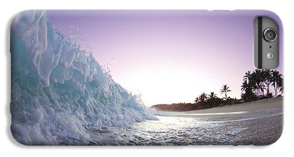 Ocean iPhone 6s Plus Case - Foam Wall by Sean Davey