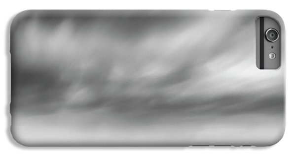 Umbrella iPhone 6s Plus Case - Four Benches And Three Umbrellas by George Digalakis