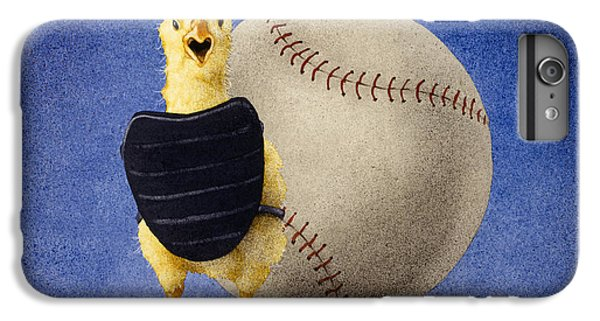 Fowl Ball... IPhone 6s Plus Case by Will Bullas