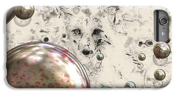 Fox Bubbles  IPhone 6s Plus Case