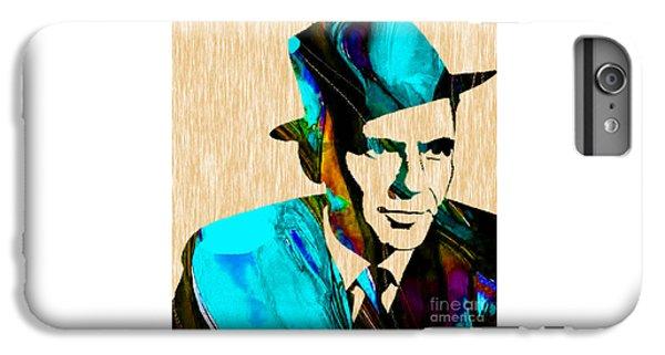 Frank Sinatra Art IPhone 6s Plus Case