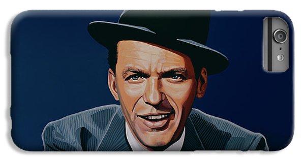 Jazz iPhone 6s Plus Case - Frank Sinatra by Paul Meijering