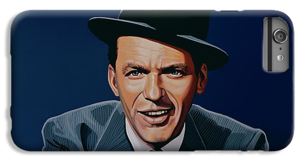 Frank Sinatra IPhone 6s Plus Case by Paul Meijering