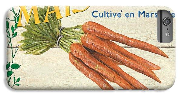 French Veggie Sign 2 IPhone 6s Plus Case by Debbie DeWitt