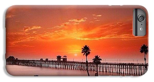 iPhone 6s Plus Case - Friends, One Of My Photos In The by Larry Marshall