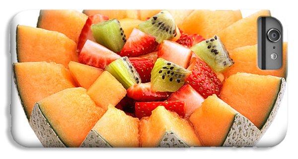 Kiwi iPhone 6s Plus Case - Fruit Salad by Johan Swanepoel