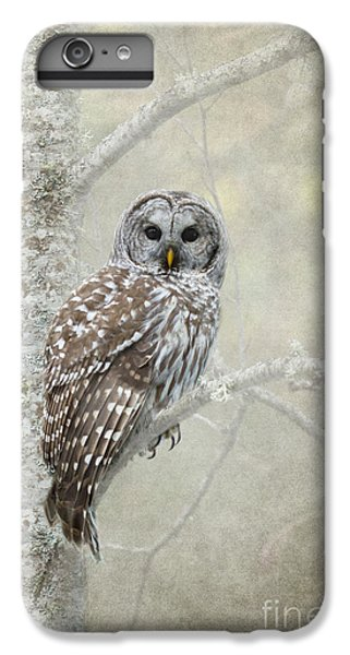 Bar iPhone 6s Plus Case - Guardian Of The Woods by Beve Brown-Clark Photography