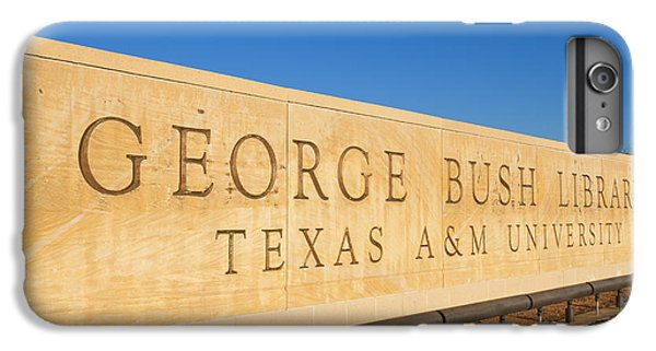 George H. Bush Library, Texas IPhone 6s Plus Case